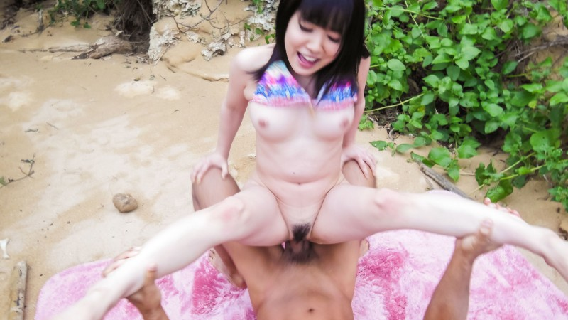 Airi Minami fucking outdoors