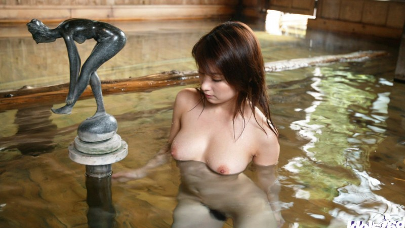 Akane Sakura Naked In Bath Pic